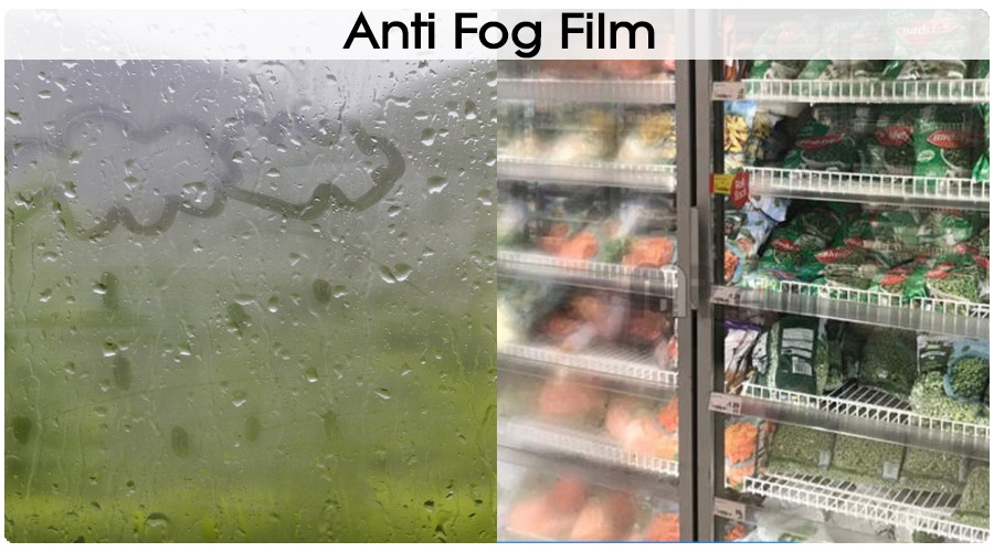 Anti Fog Window Film