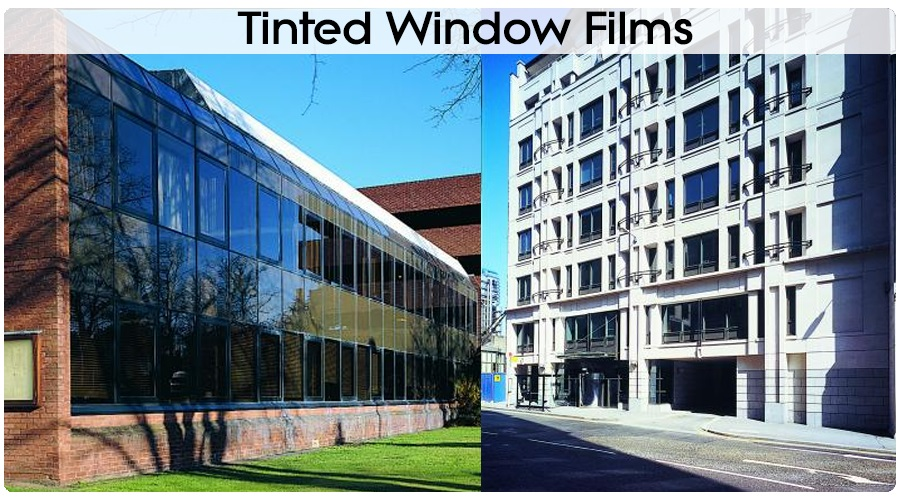 Tinted Window Film